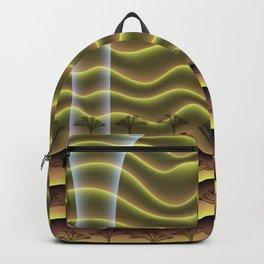 A Faint Glow On The Horizon Backpack