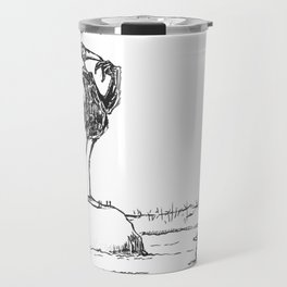On the Rocks Travel Mug