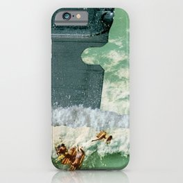 Cocaine is a Hell of a Drug iPhone Case