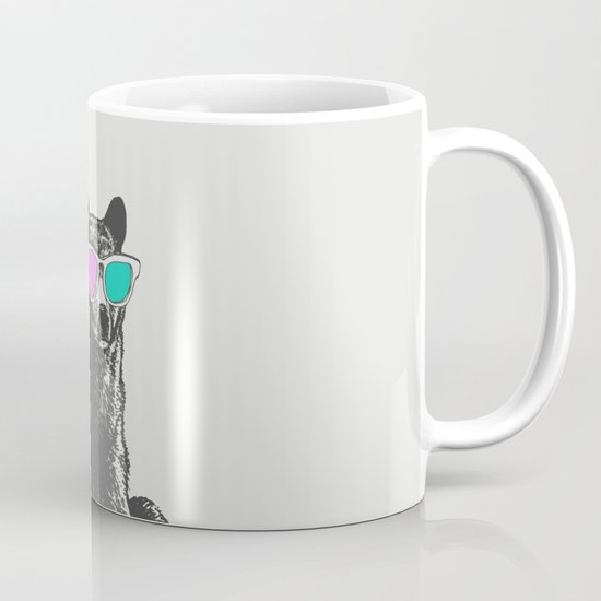 3D is Un-bear-able  Mug