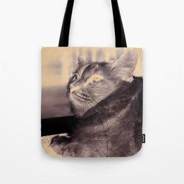 leave me alone:) Tote Bag