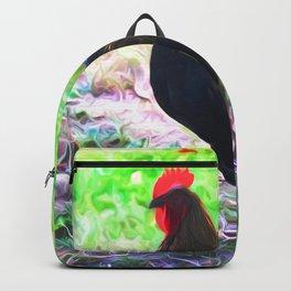 Hahn Art For Animal Lover Backpack