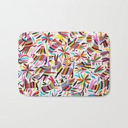 Colores de Primavera Bath Mat