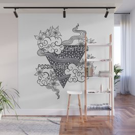 Limitless Possibilities Wall Mural