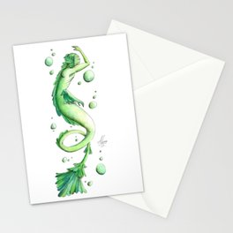 Mermaid 21 Stationery Cards