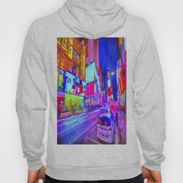 Pop Art Times Square Hoody