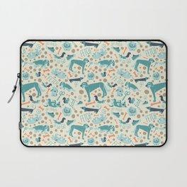Park Dogs Laptop Sleeve