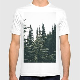 Grey Jay in The Trees T-shirt