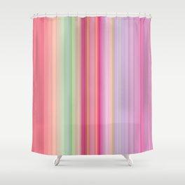 Uneven Symmetry V2 Shower Curtain
