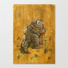 Sentaimental  Canvas Print