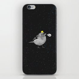 Boss Bird iPhone Skin