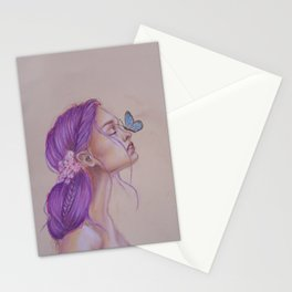 Butterfly Kiss Stationery Cards