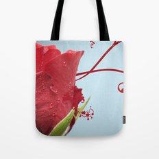 Rose, Reinvented Tote Bag