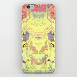 Diary of the Demon iPhone Skin