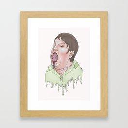 Humanitarian Issues #3 Framed Art Print