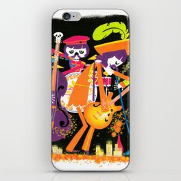 The Lonely Dead Hearts iPhone Skin