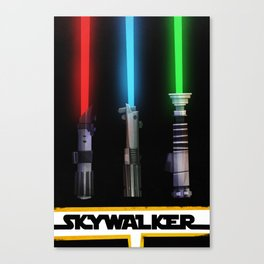 The Skywalker Collection Canvas Print