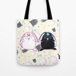 Black & White Mokona Tote Bag