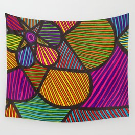 Doodle 11 Wall Tapestry