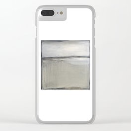 FROSTBiTE Clear iPhone Case