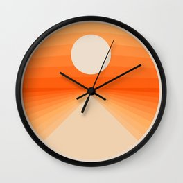 The Distance Wall Clock