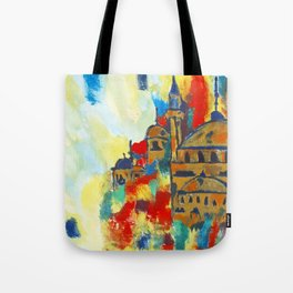 Colours of the Mosque Tote Bag