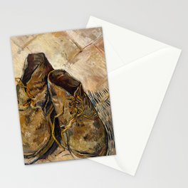 Vincent van Gogh - Shoes Stationery Cards