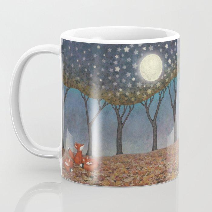 sleepy foxes Coffee Mug