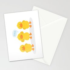DuckFace  Stationery Cards