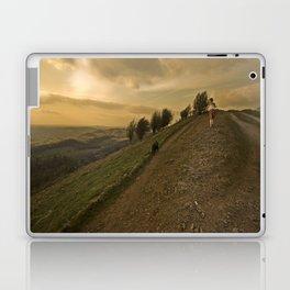 Wuthering hills Laptop & iPad Skin