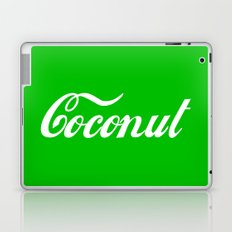 Coconut Laptop & iPad Skin