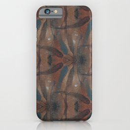 Gumleaf 1 iPhone Case