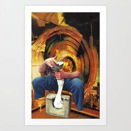 # 8 Art Print