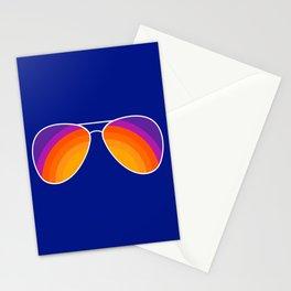 Rainbow Shades Stationery Cards