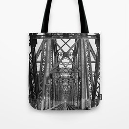 Long Biên Bridge Tote Bag