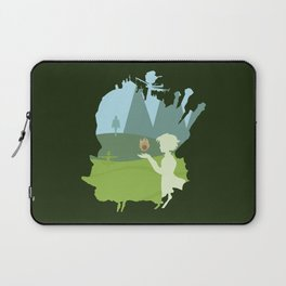 Howl's moving castle Laptop Sleeve