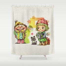 Thank you (Buyer & follower) Shower Curtain
