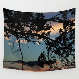 NM Sunset 6 Wall Tapestry