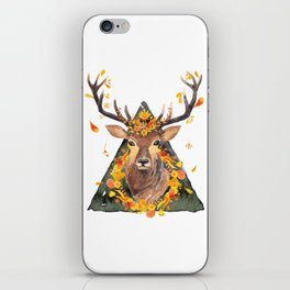 The Spirit of the Forest iPhone Skin