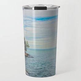 The shore Travel Mug