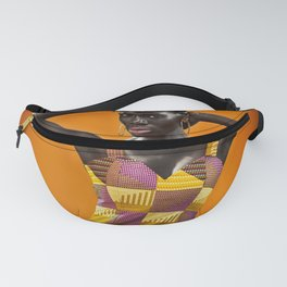 Liberian Beauty Fanny Pack