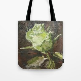 Rose flower. Tote Bag