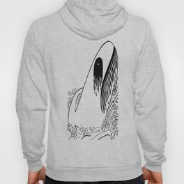 Black Metal Fish Fig. 1 Hoody