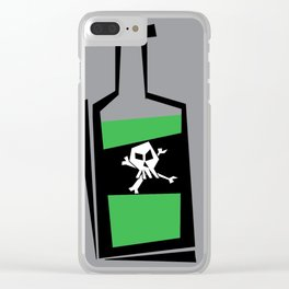 Alcohol Clear iPhone Case