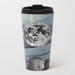 Moon Valley Dreaming Metal Travel Mug