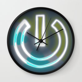 Mindful Power Wall Clock