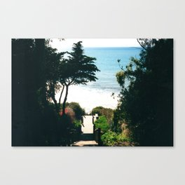A Heavenly Stairway Canvas Print