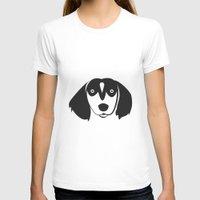 dachshund T-shirts featuring Dachshund by anabelledubois