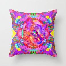 Zakiya-Sir Parker Throw Pillow