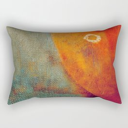 Baiacu (blowfish) Rectangular Pillow